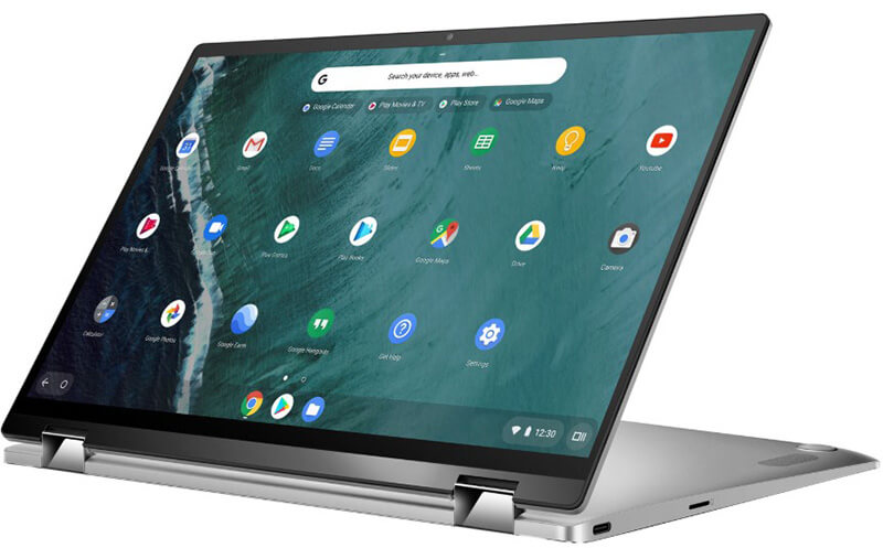 ASUS CHROMEBOOK FLIP 2-IN-1