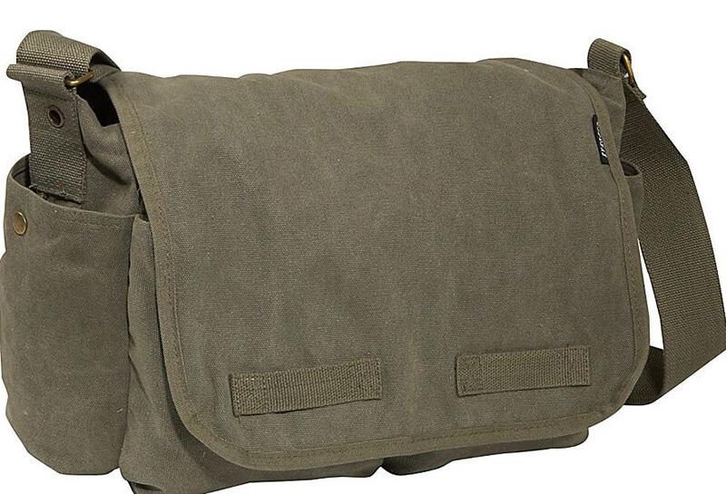 Everest Big Cotton Messenger Bag