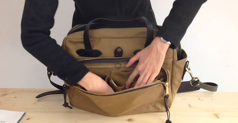 Filson Padded Notebook Computer Bags