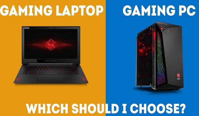 Gaming Laptop Vs Desktop 2020 Top Full Review, Guide