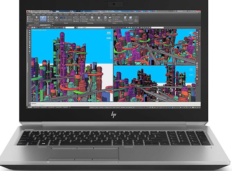 HP Zbook 15u Laptop