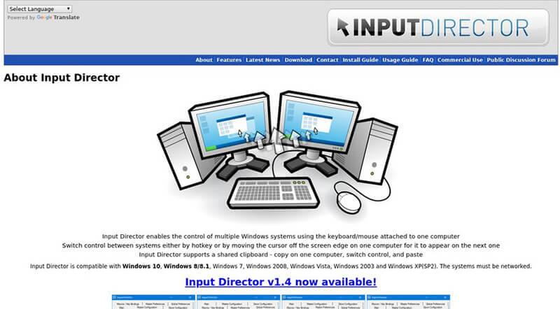 Input Director
