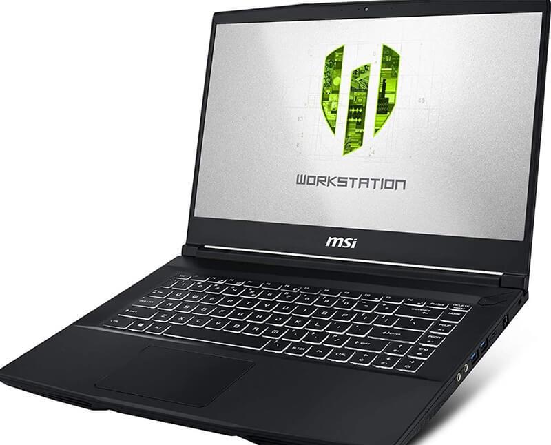 MSI WP65 Workstation