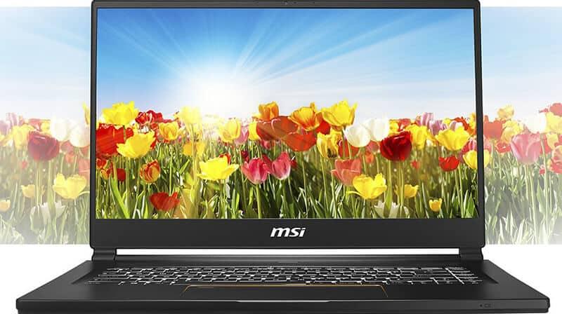 MSI WS65 9TM