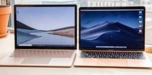 Macbook Air Vs Surface Laptop 2020 Top Full Review, Guide