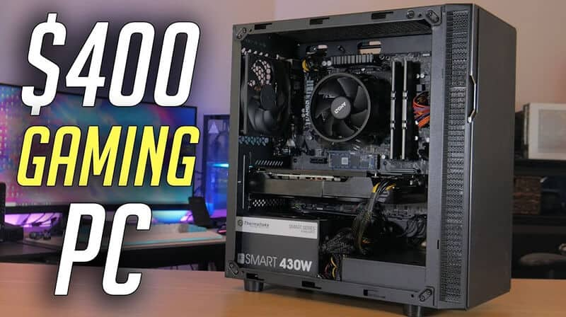 Best 400 Dollar Gaming Pc