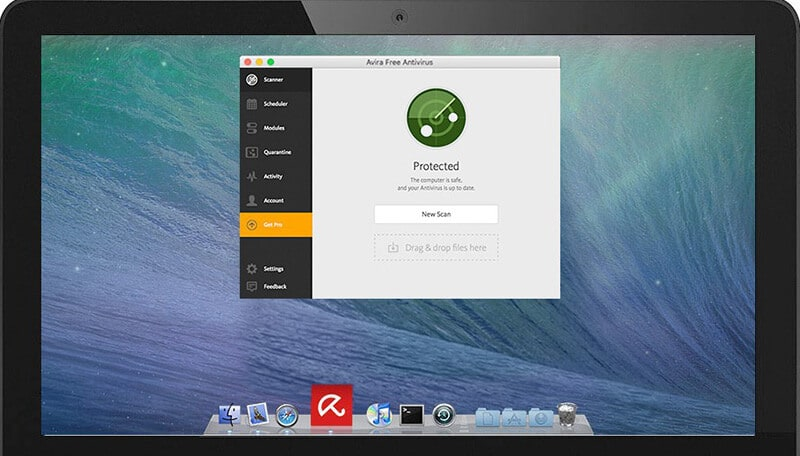 avira for mac scanner