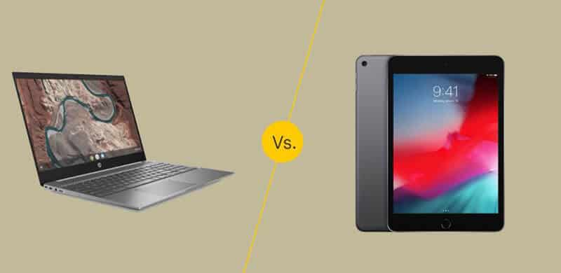 Chromebook vs Tablet - Which Is Perfect For You