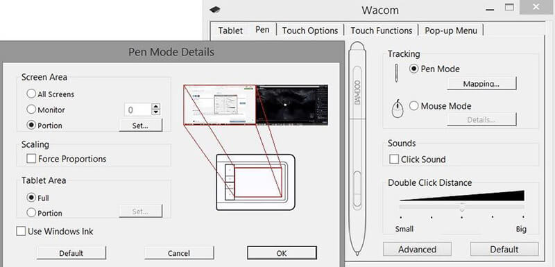 How To Calibrate Wacom Tablets