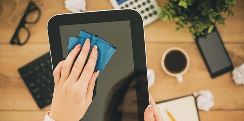 How To Clean Tablet Screens 2021 Top Full Guide