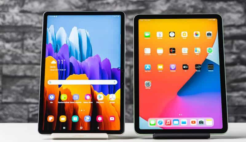 Samsung Tablet Vs Ipad 2021 Top Full Guide