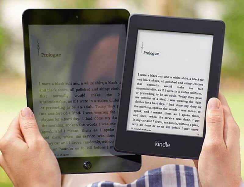 Tablet vs Kindle