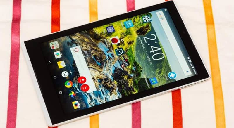 Ellipsis 8 Tablet Review