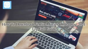 How To Download Netflix Movies On Laptop 2021 Top Full Guide