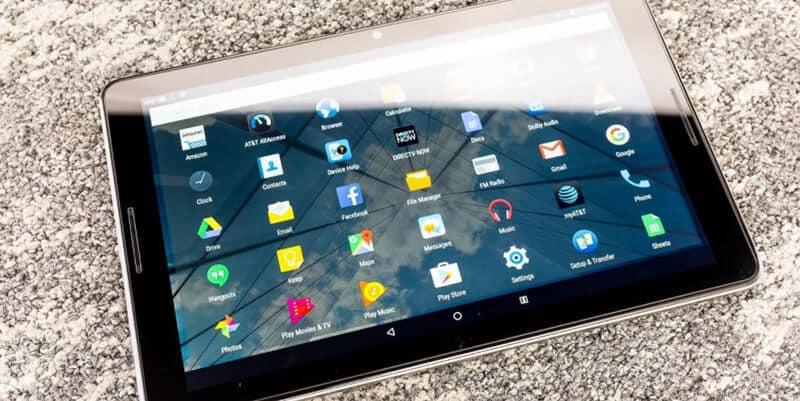 Review At&T Primetime Tablet