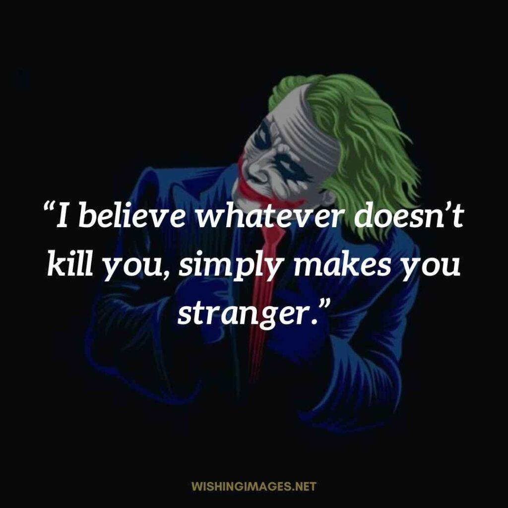 Meaningful Joker Quotes About Pain, Heartbreak Joker Quotes About Pain, Self Respect Joker Quotes About Pain, Sad But True Joker Quotes About Pain, Joker Quotes About Pain
