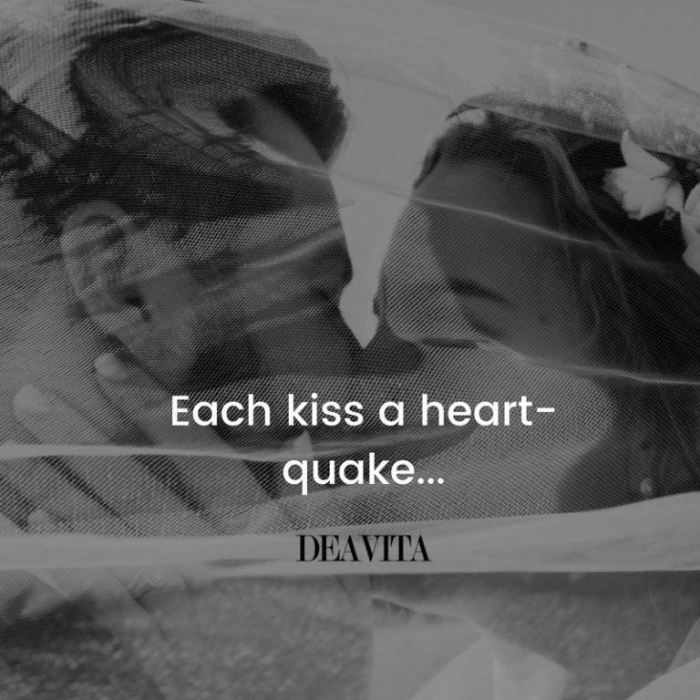 best love quotes for him and her each kiss a heart quake