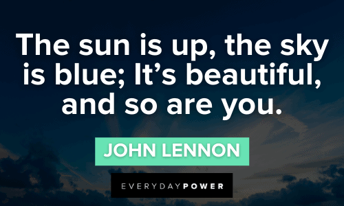 Blue Quotes For Color Lovers