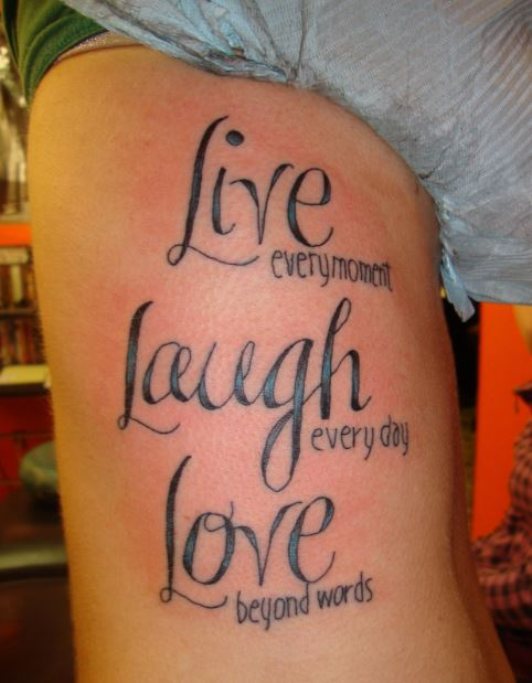 Cost Of Quote Tattoos