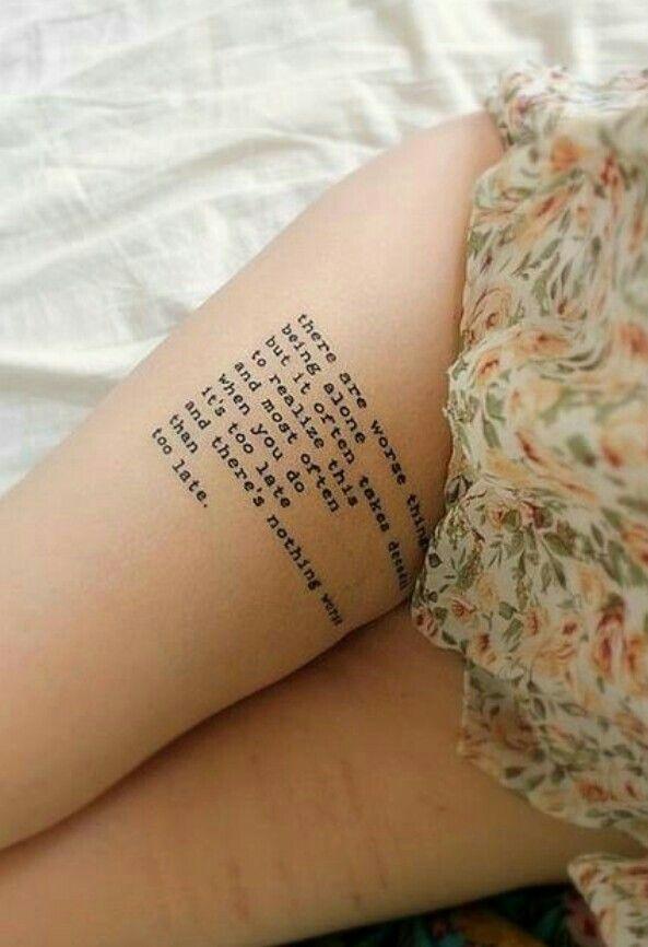 Female Quote Tattoos (6)