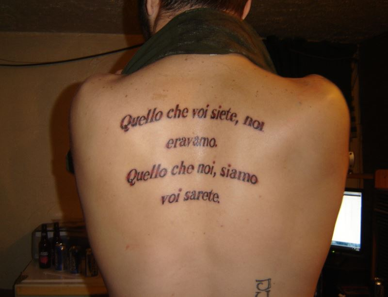Girl Quote Tattoos Tumblr