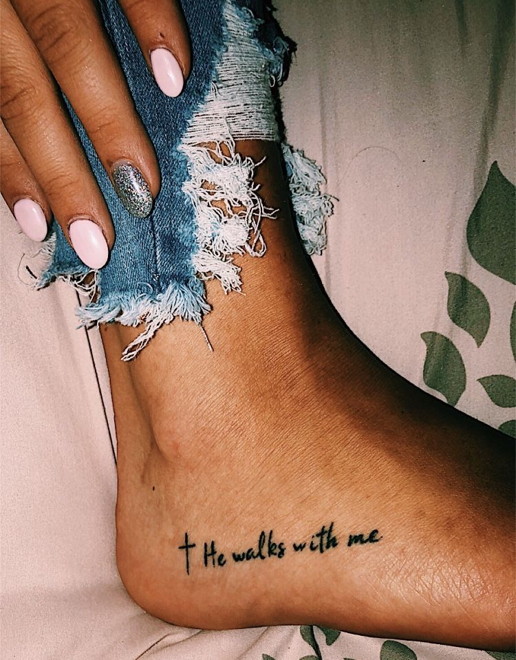 Girly Quotes Tattoos (10)