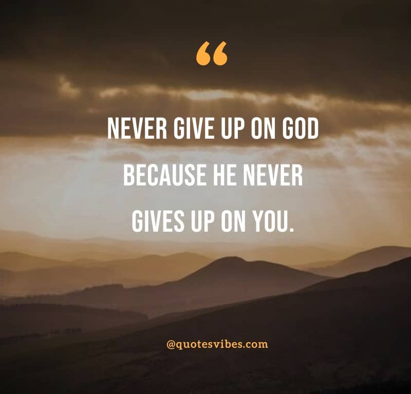 God Is Faithful Bible Verse Quotes