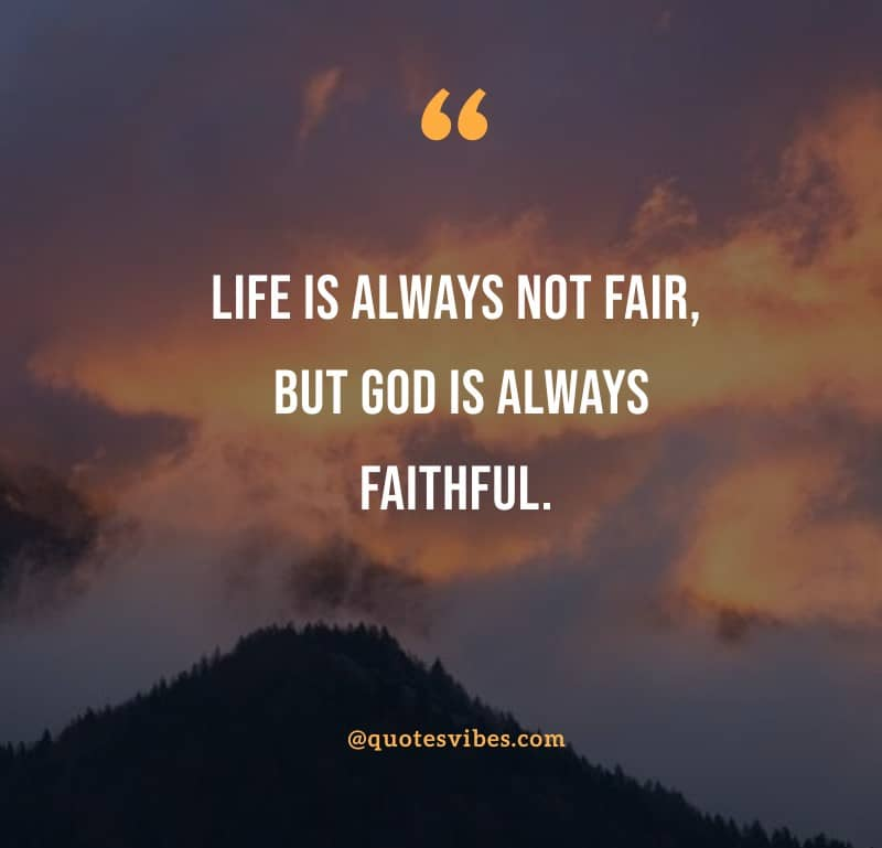God Is Faithful Quotes Pictures