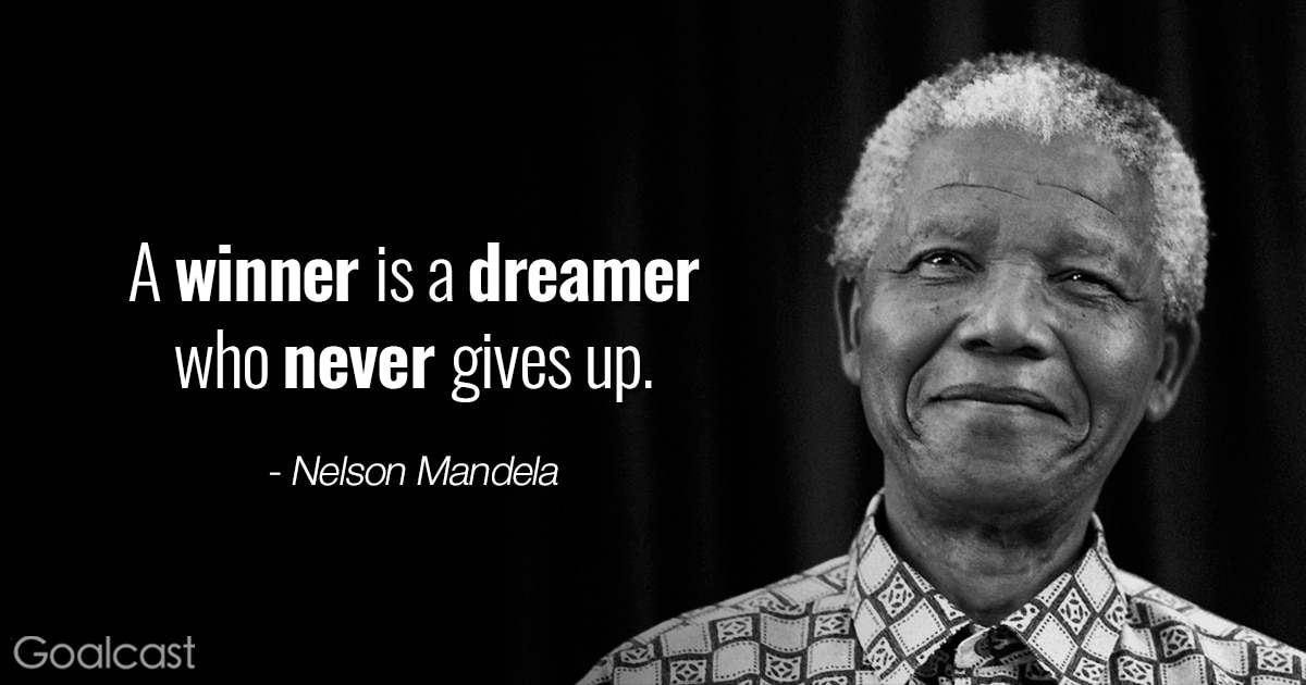 Inspiring Nelson Mandela quotes - Always seems impossible until it