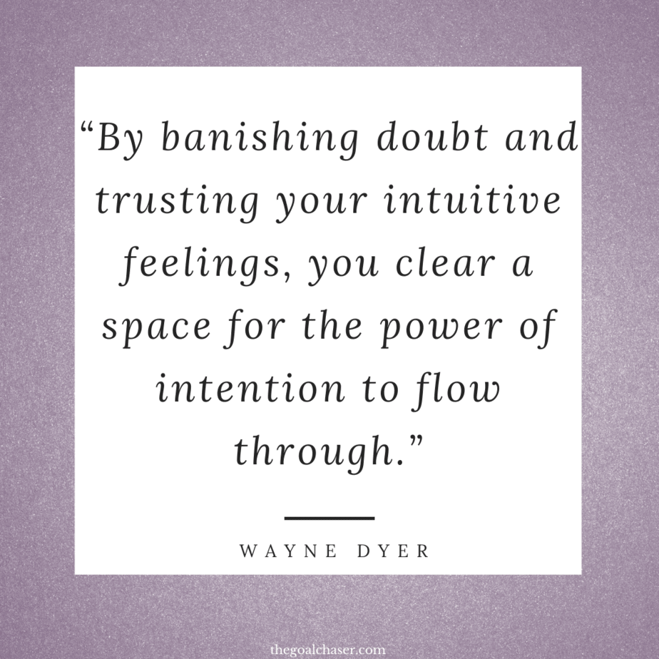 Intentional Living quotes from Wayne Dyer