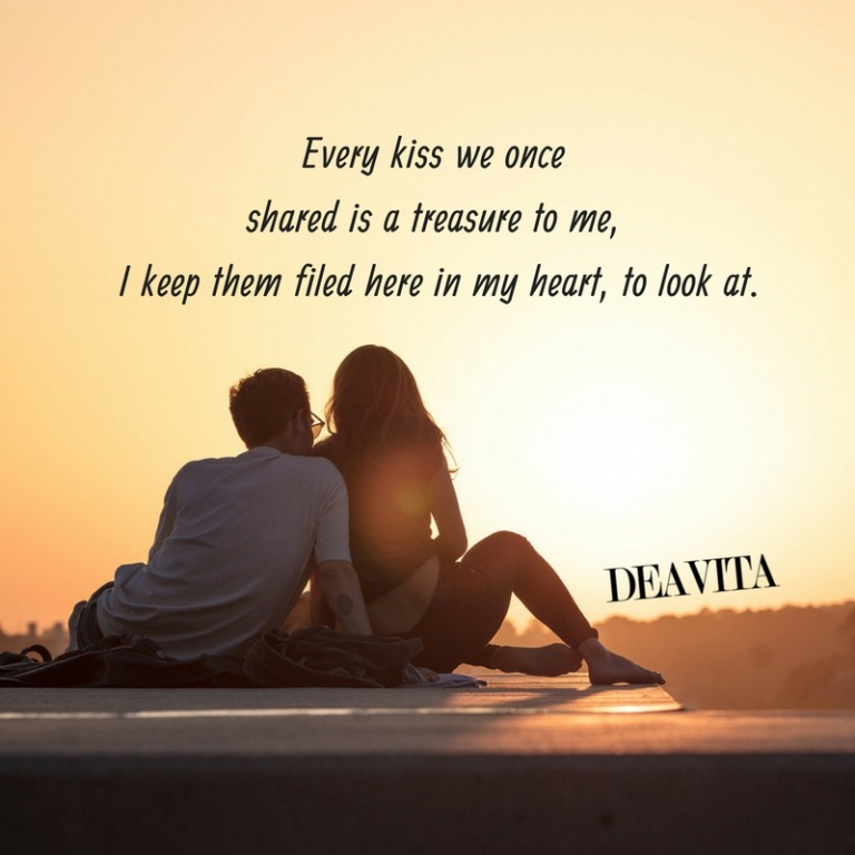 love quotes and romantic sayings about love and kiss for him and her