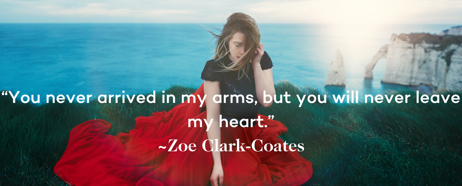 Miscarriage Quote - You never arrived in my arms, but you will never leave my heart