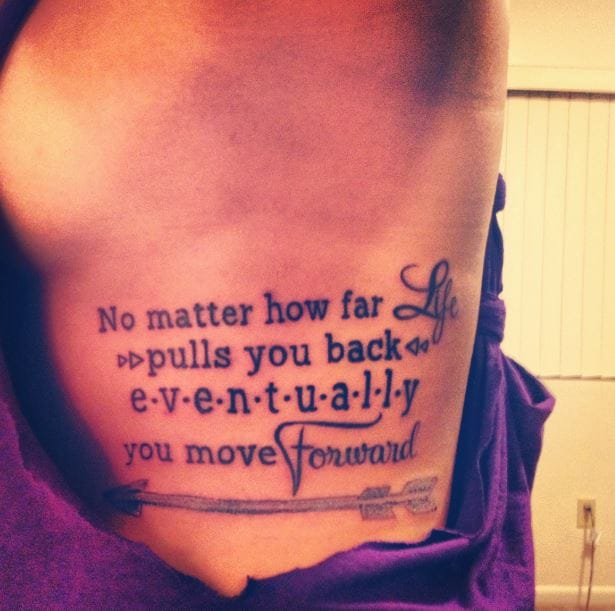 short quote for tattoos