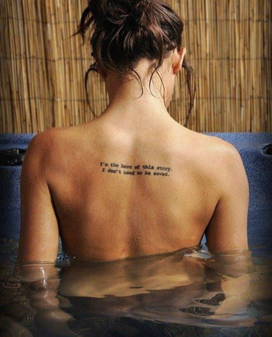 Quote Tattoos Designs And Ideas For Lovers
