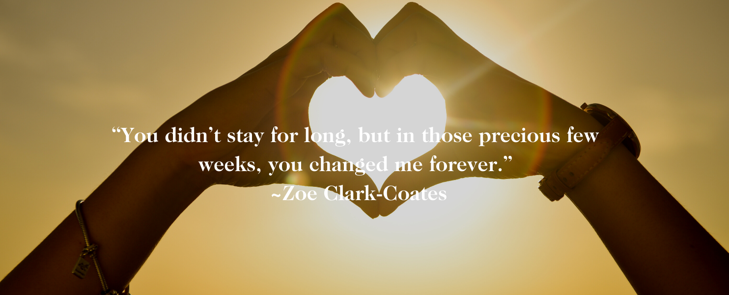 Stay in my Life quote about miscarriage