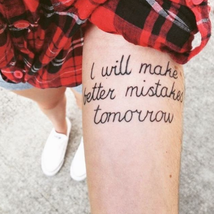 Tattoo Sayings For Girls (1)