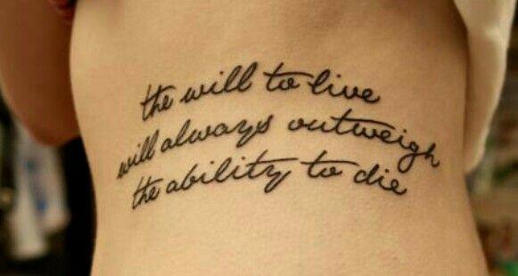 Unique Tattoo Quotes (10)