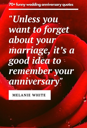 funny wedding anniversary quotes for couples